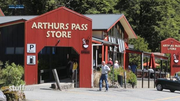 Arthur's Pass, the main route through the Alps, would be cut off for six months.