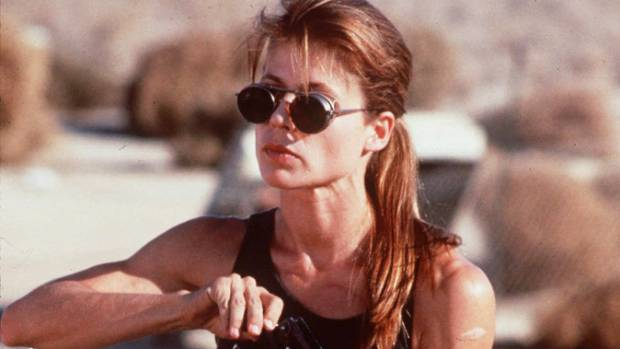 Terminator 6: Linda Hamilton Returning as Sarah Connor