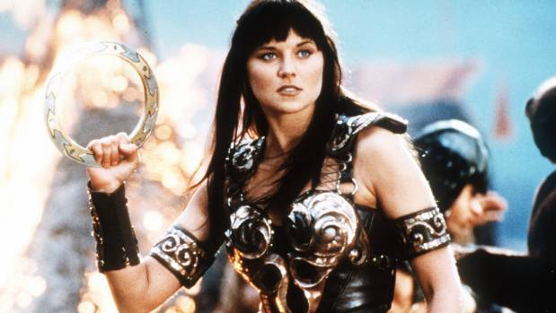 Lucy Lawless is starring in a new production being filmed in Auckland