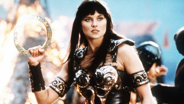 Xena: Warrior Princess helped make Lucy Lawless a household name.