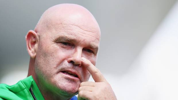 HANGING TOUGH: Iconic former New Zealand cricketer Martin Crowe has opened up about his fight with cancer.