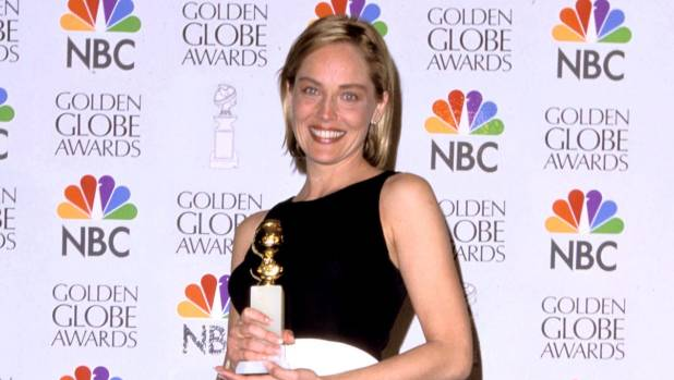 Actress Sharon Stone was only 15-years-old when she received a college scholarship.