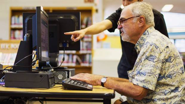 senior library technology older internet take citizen oldies trolling reddit stuff retirees digital citizens tech computers associated invading york using