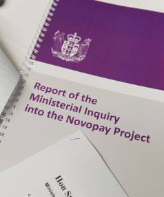 COSTLY: A Ministerial inquiry was carried out into the botched teacher payroll system Novopay, which has cost about $45m ...