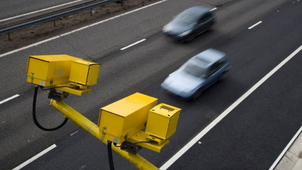 Does a speeding ticket count against your driving skills if you were only caught by a camera?