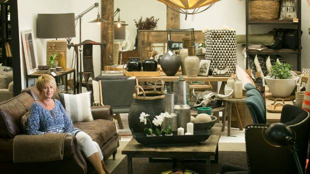 HOME BODY: The Design Depot Owner Raylene Is Off To Chicago To Represent  New Zealand
