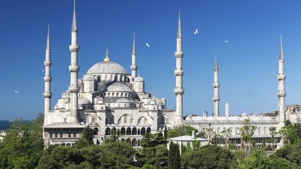 Seeing Istanbul's Blue Mosque in the flesh is still one of world travel's great experiences.