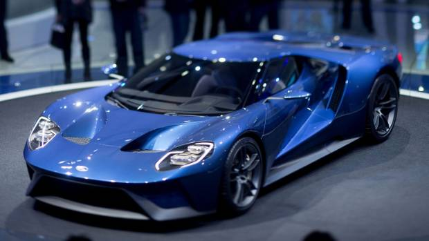 Money Wont Be The Only Limiting Issue For Parties Interested In Fords Upcoming Supercar