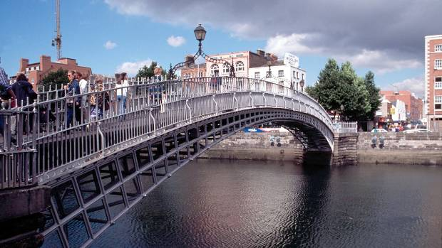 Cool Dublin Walking Tour