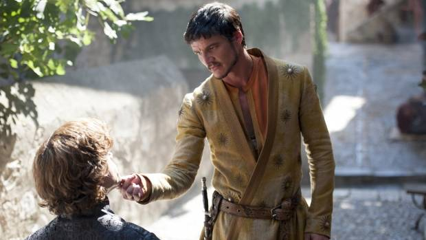 STAR ATTRACTION: Prince Oberyn of Dorne is played by Pedro Pascal.