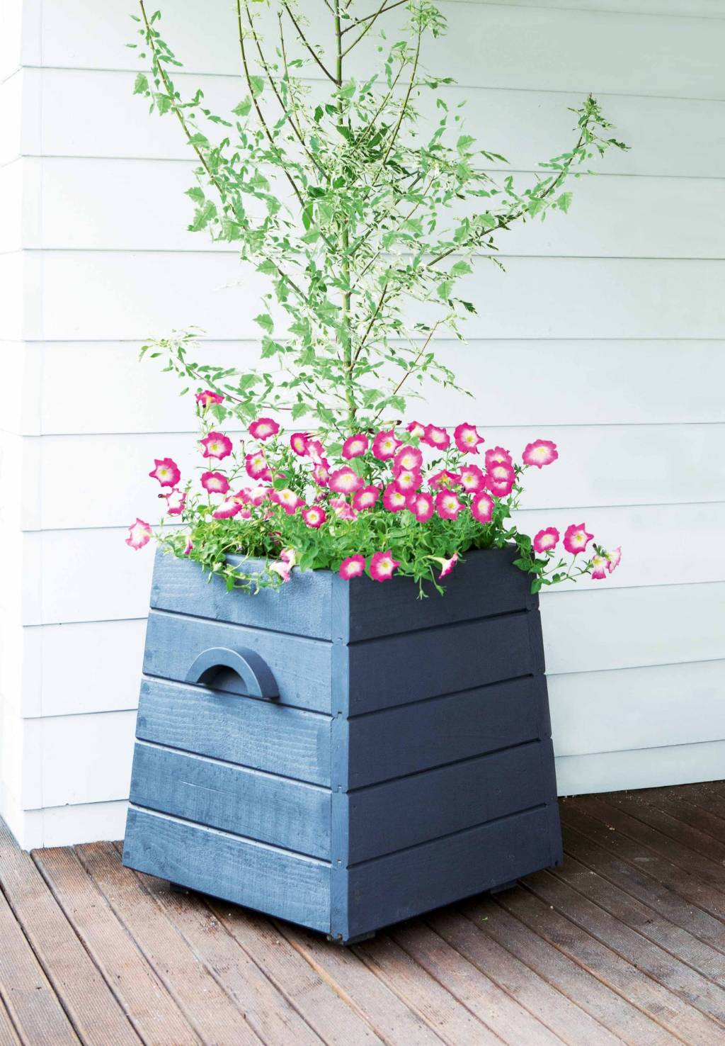 How To Make A Wooden Planter Box Stuff Co Nz