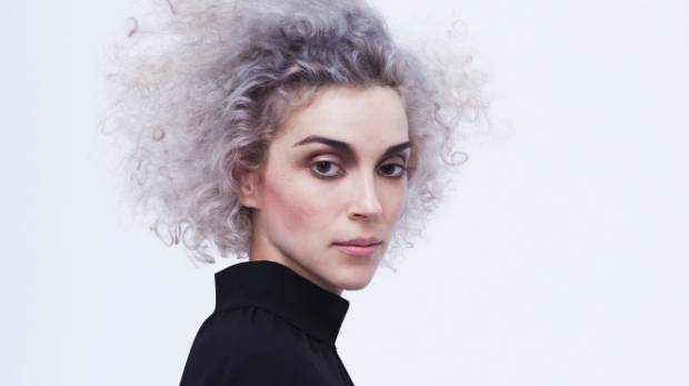 ST VINCENT: One of the big names at Laneway.