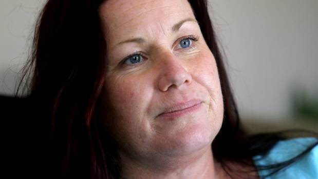 IN PAIN: Paula Gray says she is forced to buy marijuana on the black market because it is the thing that helps her ...