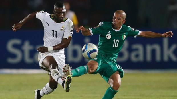 матч Гана Алжир прогноз на