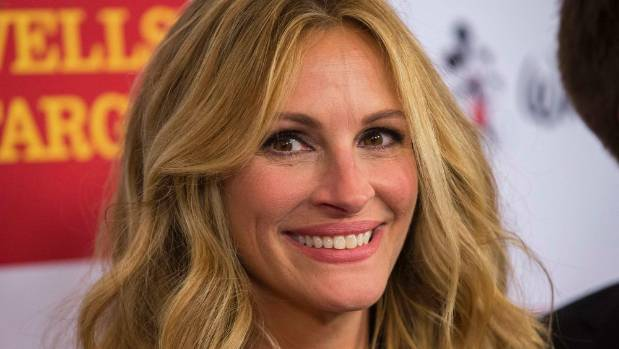 Julia Roberts has received the People honour a whopping 5 times.