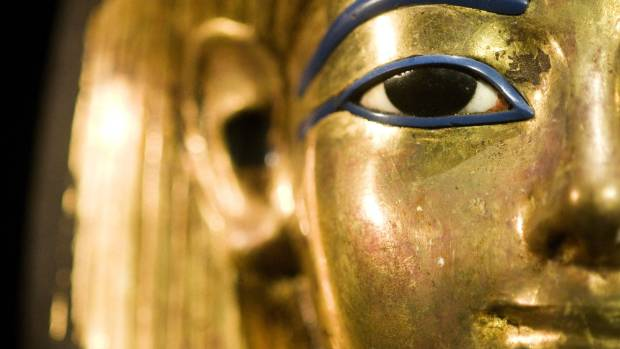 King Tut ruled Egypt as pharaoh for 10 years until his death at age 19, around 1324 B.C.