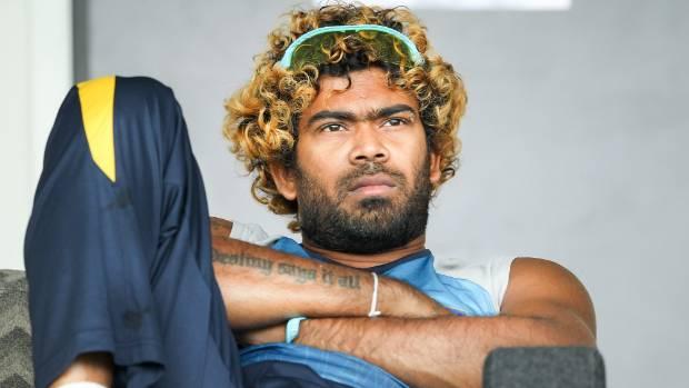 Sri Lanka fast bowling superstar Lasith Malinga.