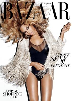 Beyonce is world famous for her bootylicious curves, but they were mysteriously replaced by a considerable thigh gap for ...