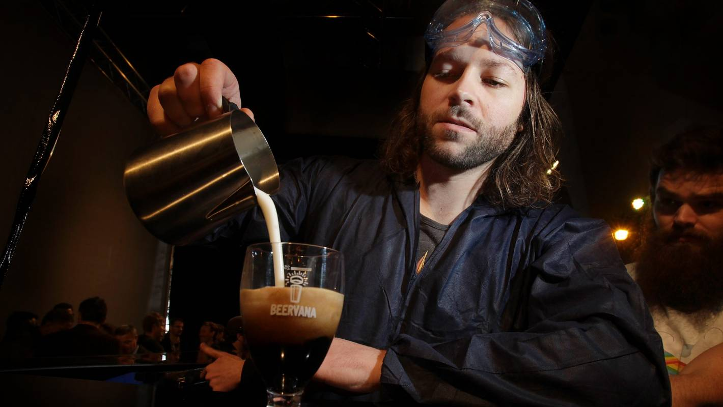 Craft beer demand froths over