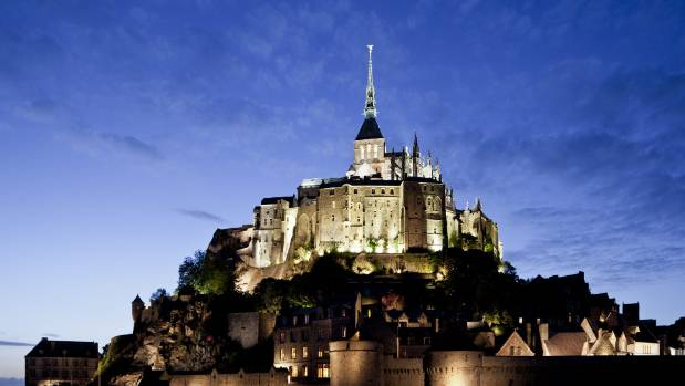 Tourists at French abbey Mont Saint Michel evacuated after threat