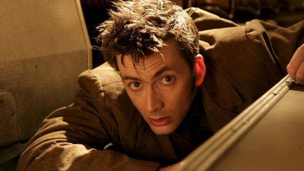 Dr Who's David Tennant will feature in the new Thunderbirds Are Go episodes.