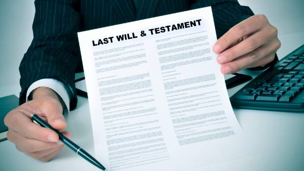 Making sure your will works well stuff only about half of all adult new zealanders have a will and that is high solutioingenieria Image collections