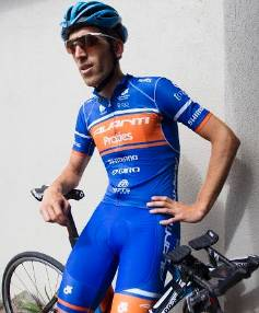 RACE WINNER: Taylor Gunman has won the NZ Cycle Classic.