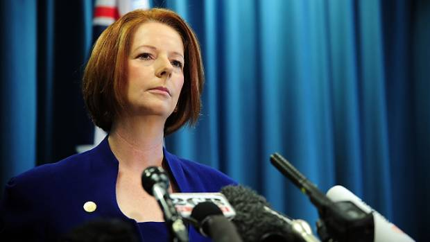 A gifted and consequential Prime Minister, Julia Gillard never recovered after the vanquished Kevin Rudd's supporters ...