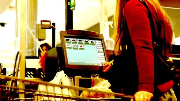 Supermarkets report that customers cheating at the self-serve checkout is a regular occurrence.