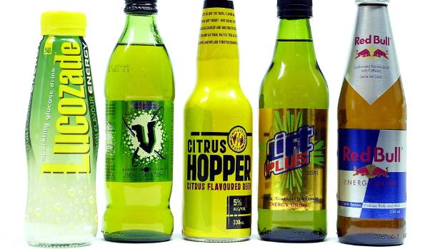 Do you get your wings from energy drinks? You might want to think again.