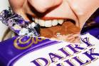 Cadbury's chocolate bars and garish packaging are targeted at the homogenous tastes of millions of people globally.