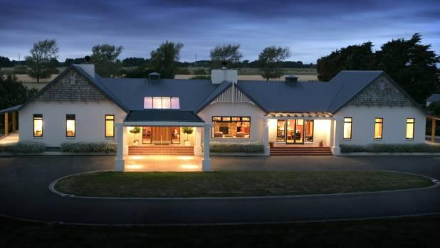 WARM WELCOME: Hiwinui Country Estate.