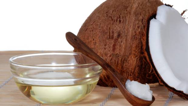 Coconut oil punches more saturated fat than beef dripping, says an Auckland dietitian.
