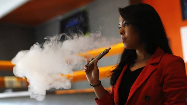 At this stage the Ministry of Health says there is not enough evidence for it to recommend e-cigarettes as an aid to ...