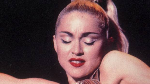 Madonna is the reigning queen of the conical bra.