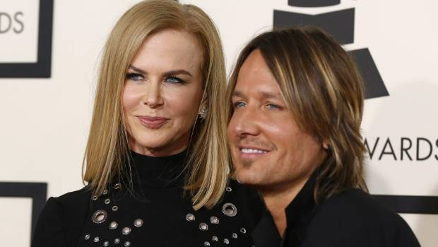 Nicole Kidman And Keith Urban Tell Kids It 39 S 39 Kissy Kissy