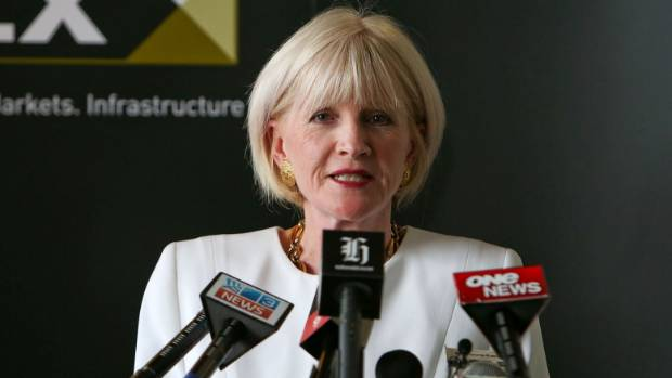 Withers is the chairwoman of Mercury Energy and The Warehouse, as well as an ANZ director.