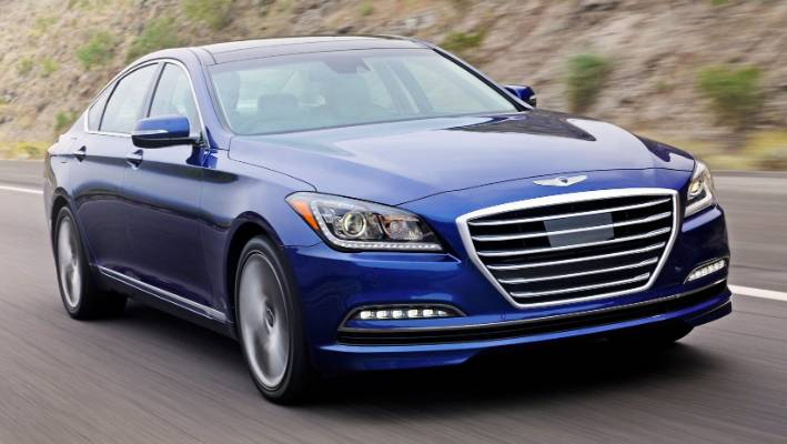 Hyundai Genesis Is My Brilliant Korean Stuff Co Nz