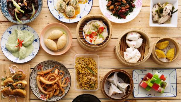 Step outside the box - sharing yum cha morsels with loved ones makes for a great Christmas lunch.