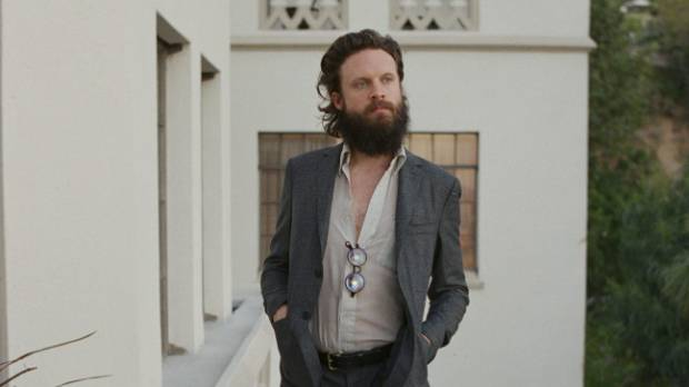 Father John Misty rocked his way through a folk-filled, outrageously energetic show at Auckland's St James theatre on ...