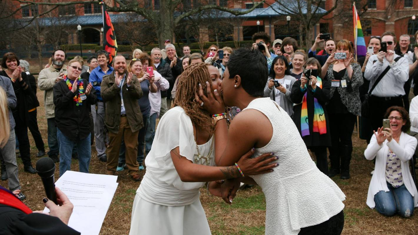 Tribes Dig In Against Gay Marriage