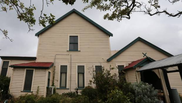 SAVED? The former Community of the Sacred Name convent in the central city may be saved by a grant of almost $1 million.