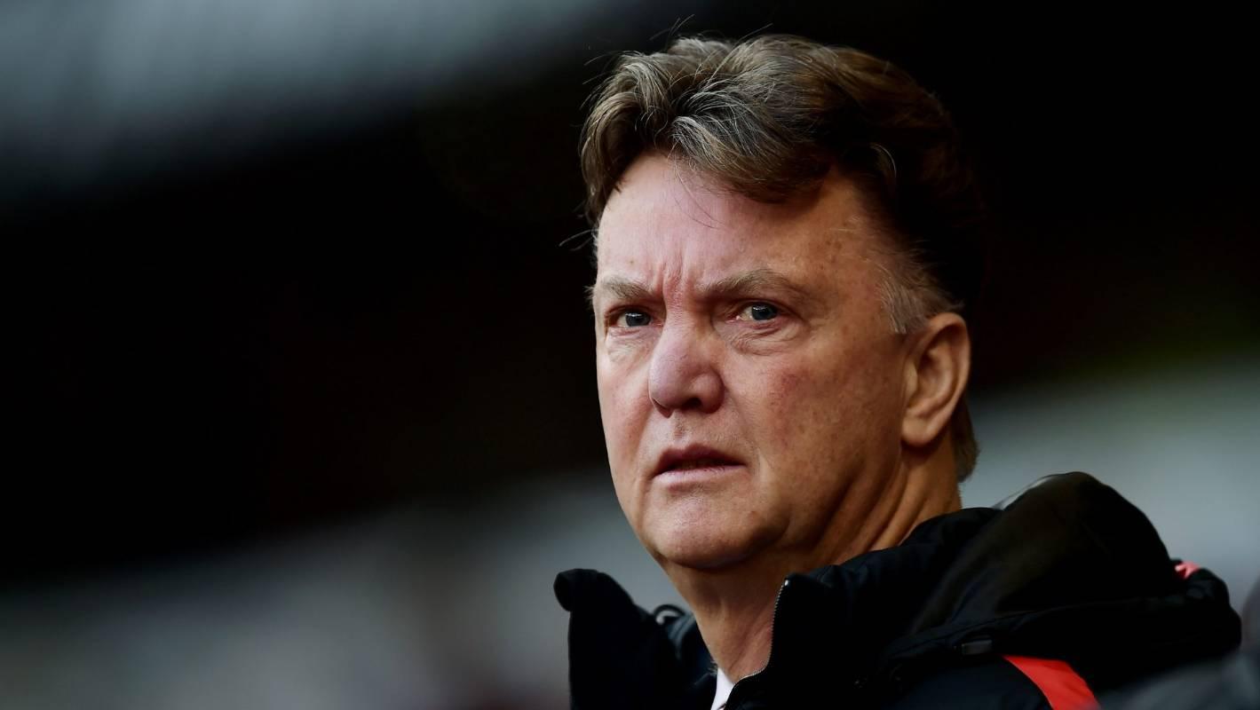 Manchester United Boss Louis Van Gaal Riled By Sam