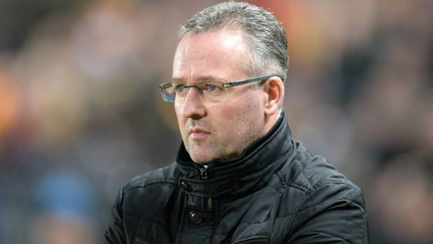 Stoke City appoint Paul Lambert as manager