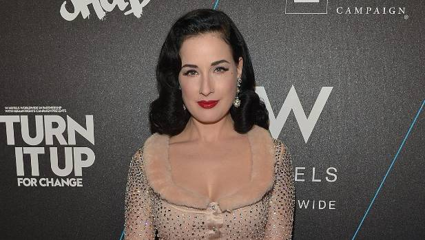 150c5c7a000 Dita Von Teese says burlesque can empower both the performer and the  audience.