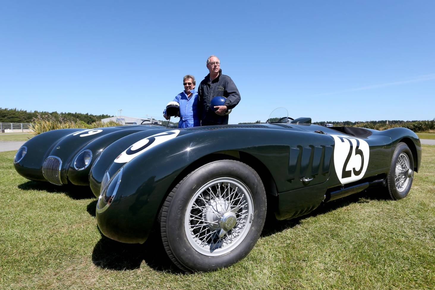 Southland Made Jaguars Headed To England 1950s Jaguar S
