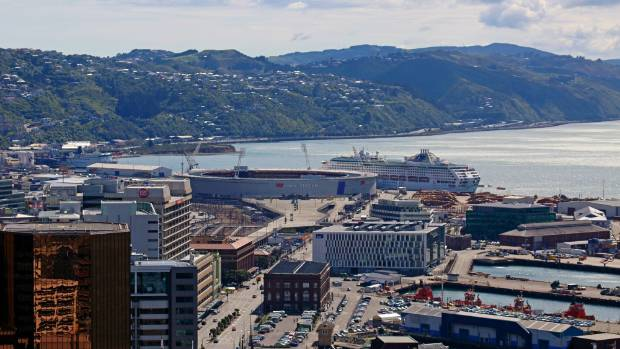 LOOKING TO THE FUTURE: Wellington City Council  has some grand plans and Wellingtonians are being called on to have ...