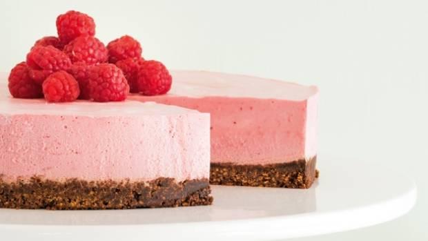 Chocolate Raspberry Mousse Cake Recipe