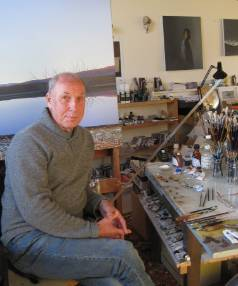 NOT KEEN: Otago-based artist Grahame Sydney says a sale is a sale and should be final.