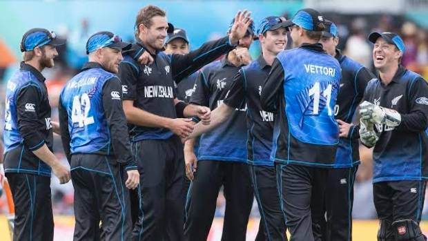 LOOKING GOOD: New Zealand has the best captain and the best new ball bowlers in the World Cup. Is it enough?